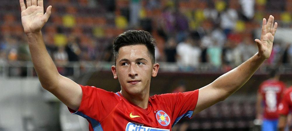 """Nemtii il vor pe Morutan in Bundesliga! """"E unul dintre cele mai mari talente din Romania!"""" Ce scriu jurnalistii din Germania despre Gigi Becali"""