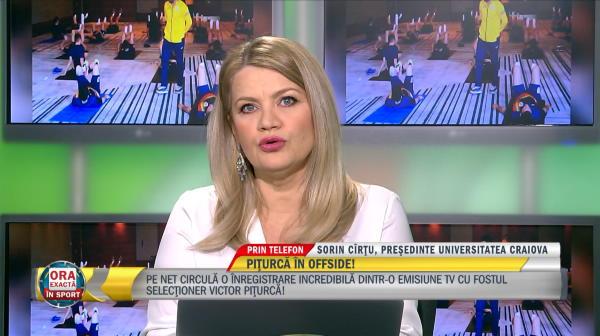 EXCLUSIV | Reactia Universitatii Craiova dupa acuzele facute de Victor Piturca la adresa lui Rotaru si a lui Mangia!