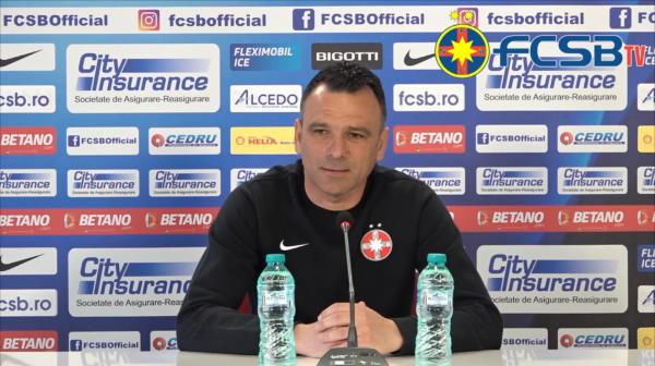 """Petrea se teme de vremea de la Sfantu Gheorghe inainte de meciul cu Sepsi: """"Avem nevoie de un teren foarte bun!"""" Ce a spus despre lupta la titlu"""