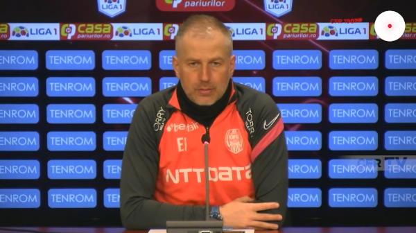 """""""Domnul Becali a obtinut ce si-a dorit!"""" Sageti catre FCSB inaintea partidei de la Craiova! Ce a declarat Edi Iordanescu"""
