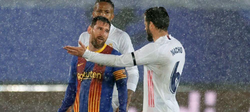 Fotbal minunat! Messi iese plouat si trist din El Clasico! Real 2-1 Barcelona! Barca, bara in minutul 94, cand Ter Stegen era in careul advers! AICI toate fazele