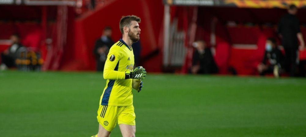 Se pregateste transferul verii?! Manchester United i-a gasit inlocuitor lui David De Gea in La Liga