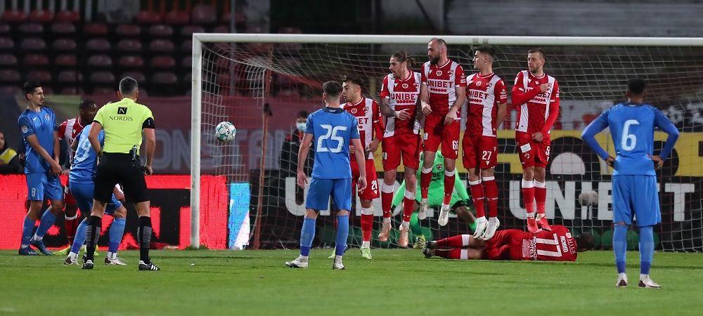 """""""Morsa si alpaca, pacaleli! Nu au nimic in comun cu fotbalul!"""" Dinu a rabufnit dupa ce Dinamo a incasat 3 goluri in 17 minute. """"Cineva isi bate joc de suporteri"""""""