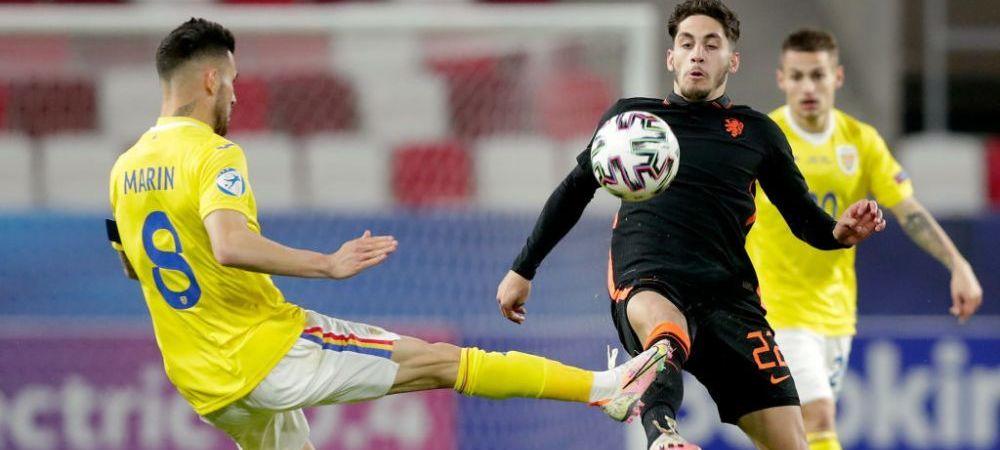 Pisa i-a stabilit pretul lui Marius Marin! Ce club din Liga 1 s-a lovit de cerintele italienilor pentru capitanul nationalei U21