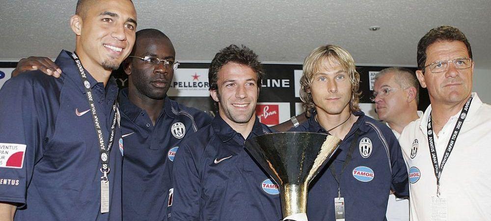 """Doua legende ale lui Juventus sunt pregatite sa se intoarca la club! """"Am facut studii si cred ca sunt pregatit. As vrea sa ne intoarcem amandoi"""""""