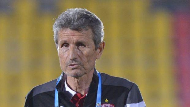 """Mesajul de ultima ora transmis de suporterii lui Dinamo dupa ce Multescu a anuntat ca vrea sa plece de la echipa! """"Multumim pentru tot"""""""