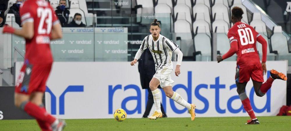 Cati bani ia Dragusin de la Juventus dupa ce a semnat prelungirea. Radu le-a refuzat pe Totenham, Leipzig si Newcastle