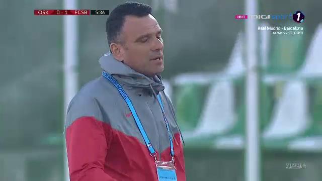 Petrea, daramat dupa egalul cu Sepsi! A fost furios si la golul lui Tanase. De ce e suparat antrenorul FCSB