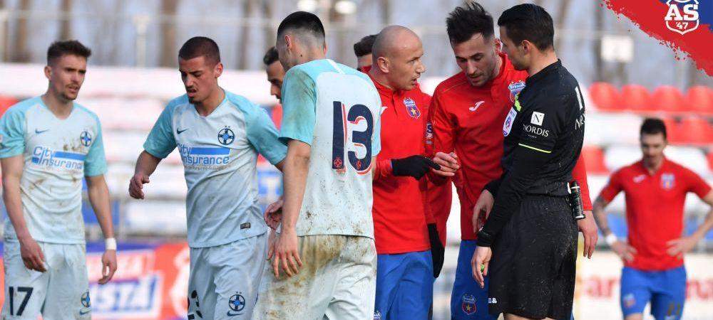 FCSB 2, lovita la Buzau! Steaua e tot mai departe in razboiul pentru promovare! Ce s-a intamplat in Metalul - FCSB 2