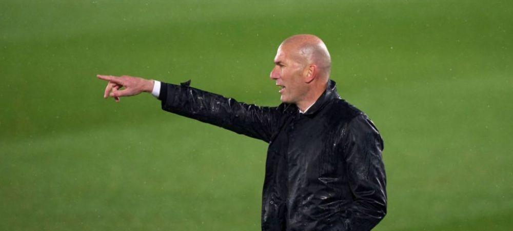 """Zidane, prima reactie dupa victoria din El Clasico! """"Am meritat victoria, dar suntem la limita! Barcelona e inca in lupta pentru titlu"""""""