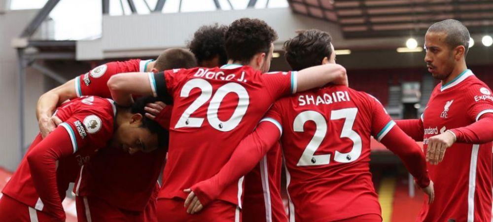 """Lista """"neagra"""" de la Liverpool! Ce jucatori pot pleca de pe Anfield la finalul sezonului, dupa rezultatele sub asteptari"""