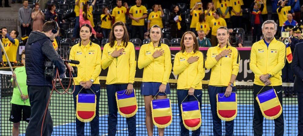 """""""Valoarea lor reala este mai mare decat pozitia din clasament!""""   Avertismentul dat de antrenorul Monicai Niculescu inainte de barajul cu Italia"""