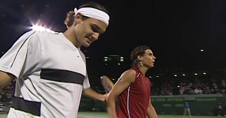 "Rafael Nadal dezvaluie experienta primului meci cu Roger Federer: ""Ma temeam sa nu ma bata 6-1, 6-1!"" | Ce s-a intamplat la Miami in 2004"