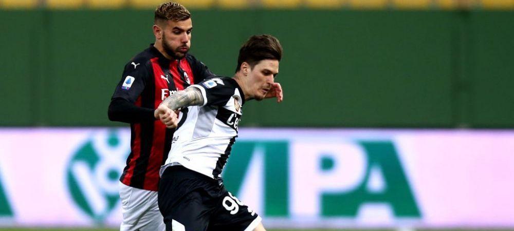 """El e noul star al Parmei! Jucatorul de doar 16 ani debutat cu Milan promite sa """"rupa"""" portile din Italia alaturi de Man si Mihaila"""