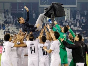 Xavi, campion in Qatar dupa un sezon fara infrangere! Cate trofee are la club si cum s-ar putea intoarce la Barcelona