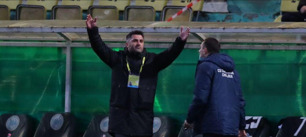 """""""Imbraca tricoul unei mari echipe si trebuie sa dea totul!""""Concluzia lui Claudiu Niculescu despre situatia de la Dinamo"""