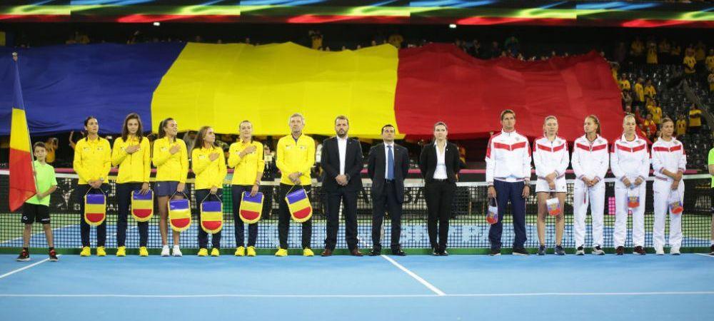 Noroc pentru Romania la tragerea la sorti: care va fi ordinea meciurilor in barajul cu Italia si pe cine se va baza Monica Niculescu pentru victorie