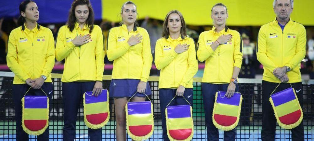 Inca o retragere din echipa de Fed Cup a Romaniei! Dupa Halep, o alta jucatoare acuza probleme medicale