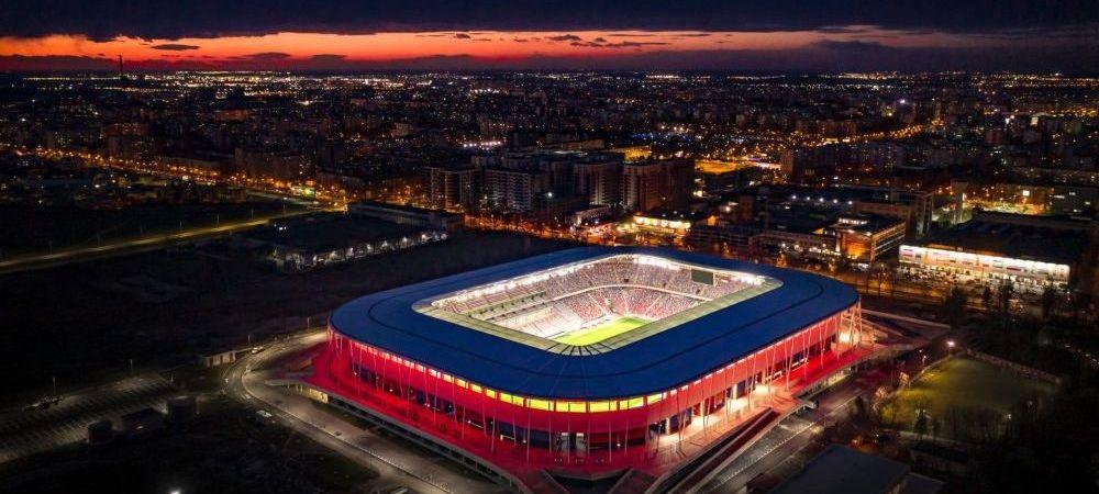 EXCLUSIV | Surpriza totala in Ghencea. Ce se intampla cu noul stadion de 100 de milioane de euro al Stelei. Inchis pana in 2022?!