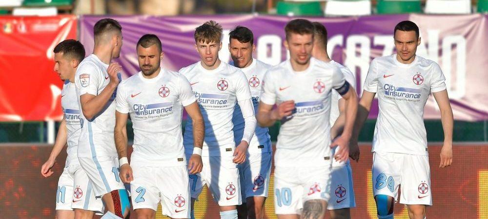 Un punct intre FCSB si CFR! Asta e clasamentul cu care se intra in playoff! Programul complet al celor 10 meciuri care dau titlul in Romania