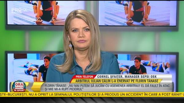 """Oficialii lui Sepsi ies la atac dupa meciul cu FCSB! """"Daca lasa jocul, nu e bine, daca fluiera prea mult, nu e bine! Si noi am avut penalty in tur"""""""