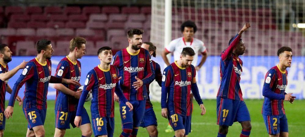 Clauza fabuloasa pentru pustiul senzatie al Barcelonei! Catalanii se tem ca-l vor pierde dupa ce Liverpool si-a manifestat interesul