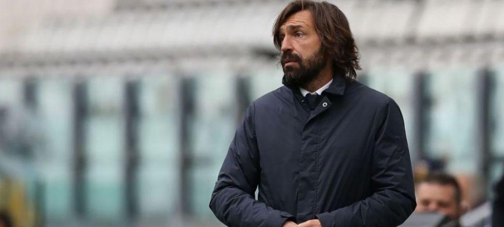 Pirlo isi face autocritica dupa aproape un sezon la Juventus! Ce nota a zis antrenorul ca si-ar da si cum motiveaza