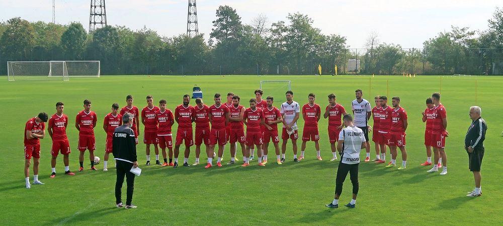 """Dinamo, in pericol sa piarda baza de la Saftica! Strigatul de ajutor al suporterilor: """"Avem doua zile sa strangem banii astia!"""" Despre ce suma e vorba"""
