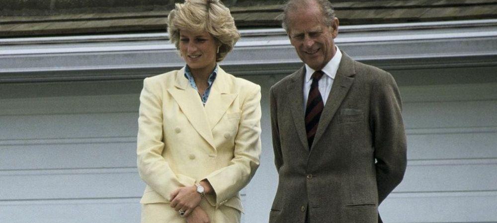 Dezvaluiri incredibile despre relatia pe care Printul Philip ar fi avut-o cu Printesa Diana! A fost acuzat de moartea lui Lady Di