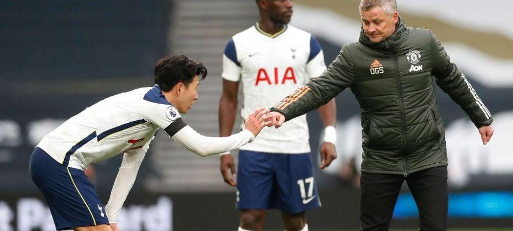 """""""Cei care ne sustin sunt foarte, foarte dezamagiti""""! Jucatorii lui Tottenham sunt la pamant dupa infrangerea cu United!"""