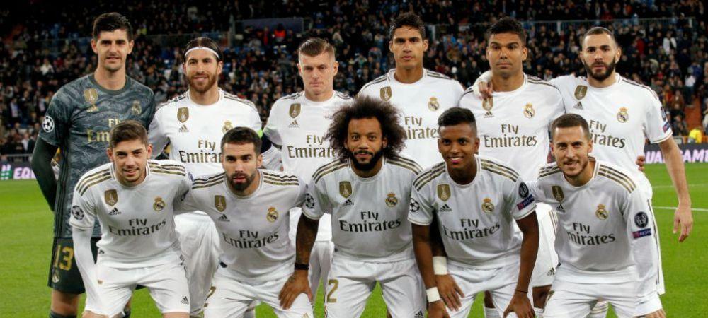 Sergio Ramos a fost depistat pozitiv cu Covid-19! Cum afecteaza asta returul dintre Real Madrid si Liverpool si lupta pentru titlu in Spania