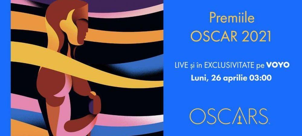 Decernarea Premiilor Oscar, in premiera, LIVE pe VOYO, singura platforma online din Romania care va transmite festivitatea de premiere