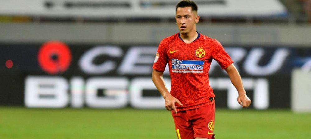 Negocieri avansate intre FCSB si Inter pentru transferul lui Morutan! Detaliul la care nu se inteleg cele doua cluburi