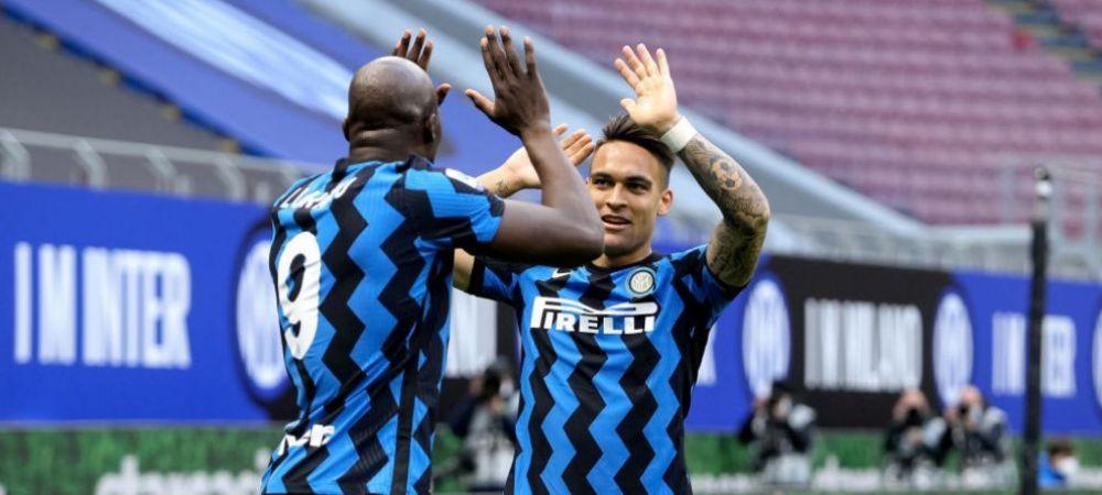 Conducerea lui Inter s-a decis! Ce vor face cu Lautaro Martinez si Romelu Lukaku din sezonul urmator! Antonio Conte si-a dat acceptul