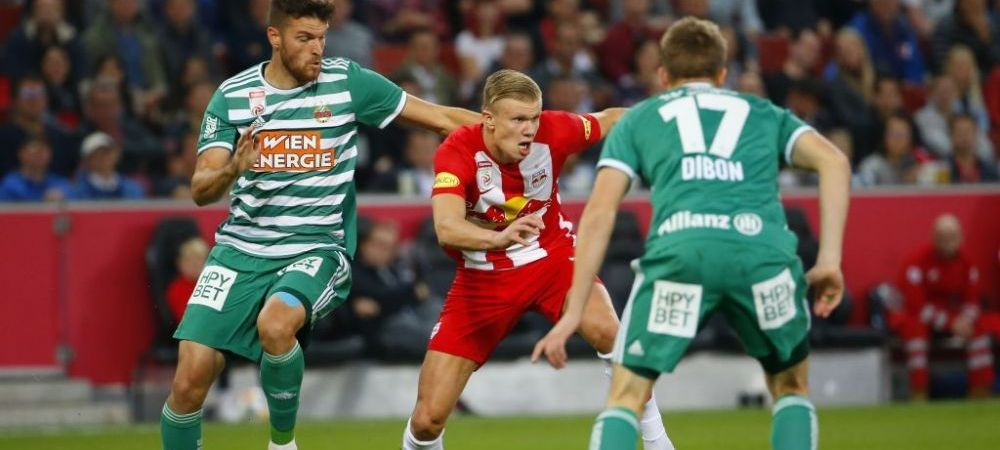 Unul dintre cele mai renumite cluburi din Austria va retrograda in liga secunda! Nu a primit licenta pentru sezonul urmator