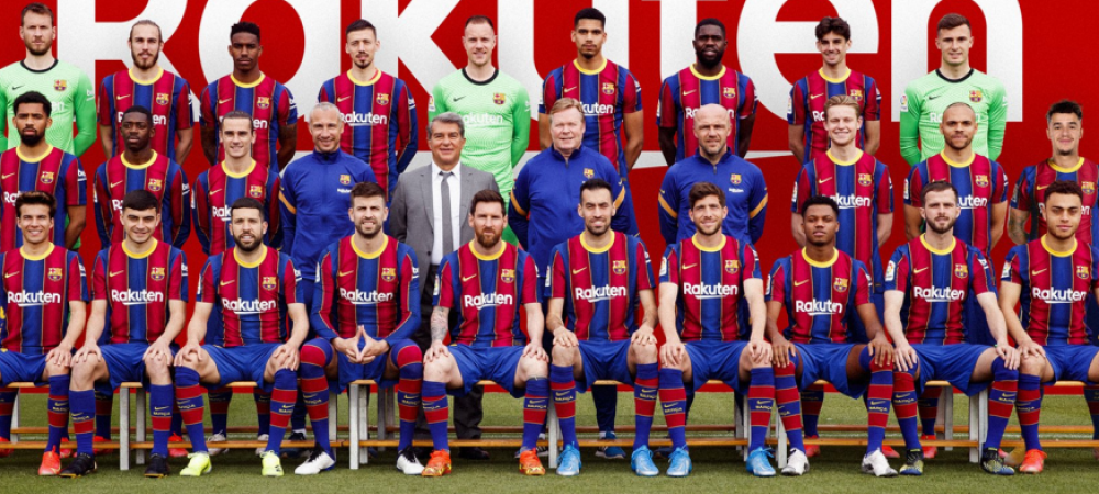 Barcelona s-a facut de ras pe internet dupa ultima poza postata! Detaliul care a starnit amuzamentul fanilor