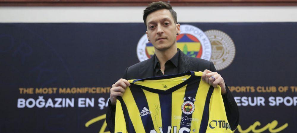 Super-mutare pentru fostul star de la Arsenal! Ozil va fi actionarul unui club de fotbal, impreuna cu alte doua vedete de la Hollywood!