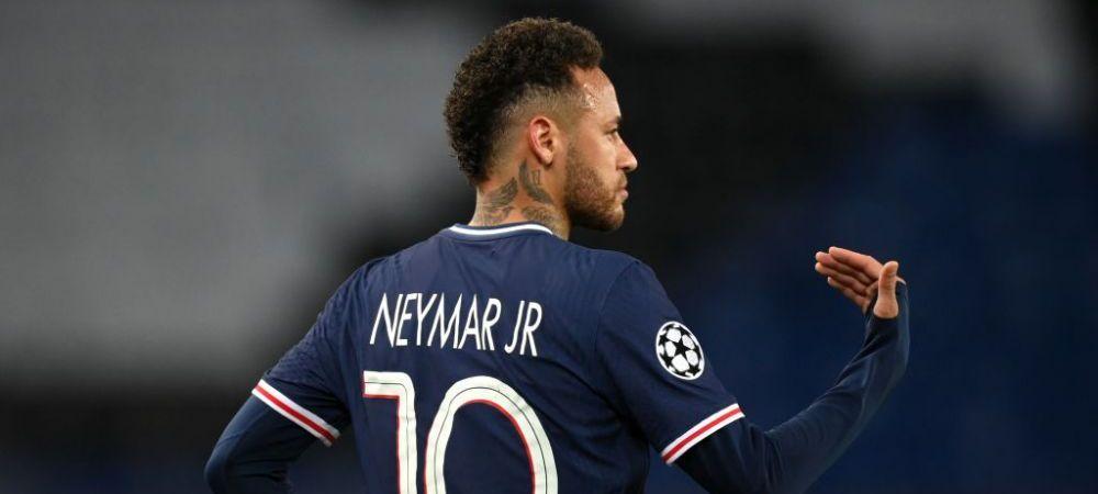Ratari de infarct pentru Neymar in prima repriza cu Bayern! A trimis de doua ori in bara inainte ca nemtii sa deschida scorul!
