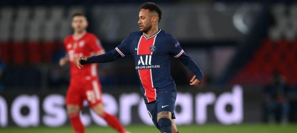 """""""Am eliminat campioana din Europa!"""" Neymar, in extaz dupa calificarea in semifinale! Ce a spus cand a fost intrebat daca ramane la PSG"""