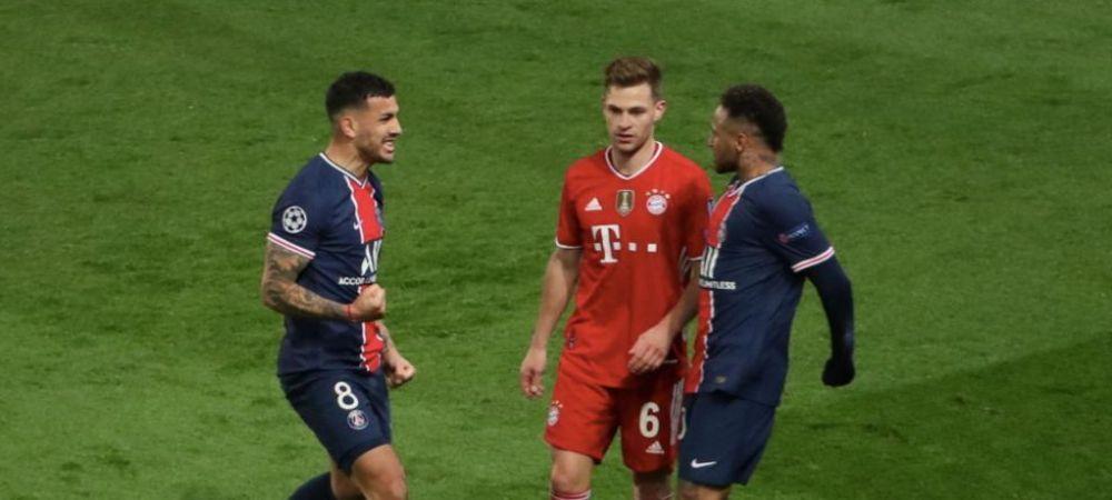 S-a bucurat sincer sau a vrut sa-i provoace pe jucatorii lui Bayern?! Cum raspunde Neymar acuzatiilor de aroganta