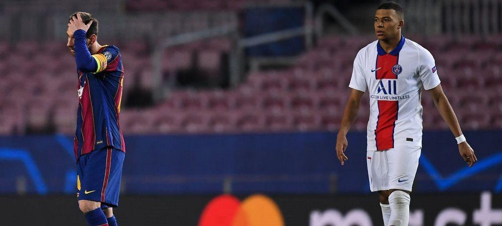 """Messi sau Mbappe?! Neymar a facut comparatia momentului: """"Este cel mai bun jucator pe care l-am vazut vreodata"""""""