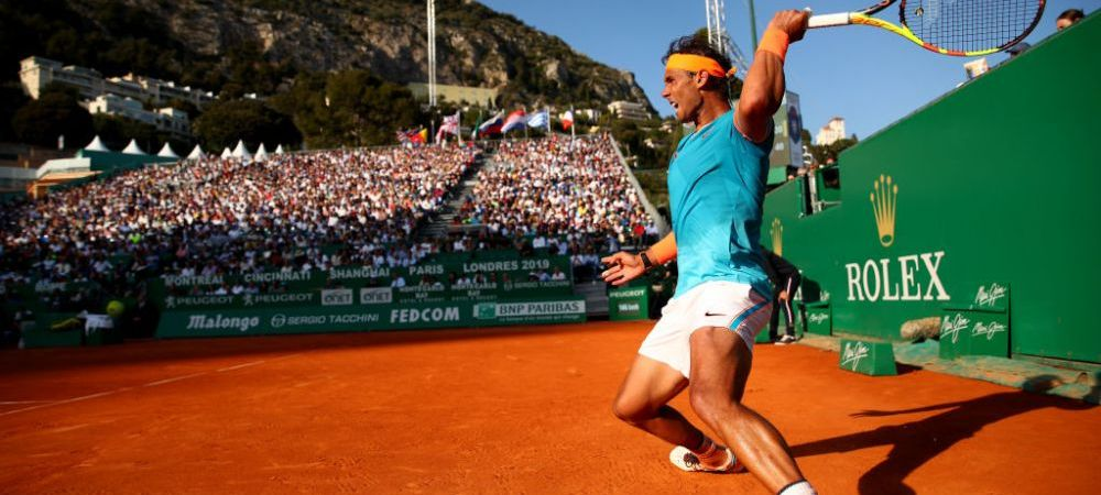 A scapat ca prin urechile acului de coronavirus si va putea juca la Monte Carlo! Rafael Nadal, in garda dupa ce s-a antrenat cu Daniil Medvedev