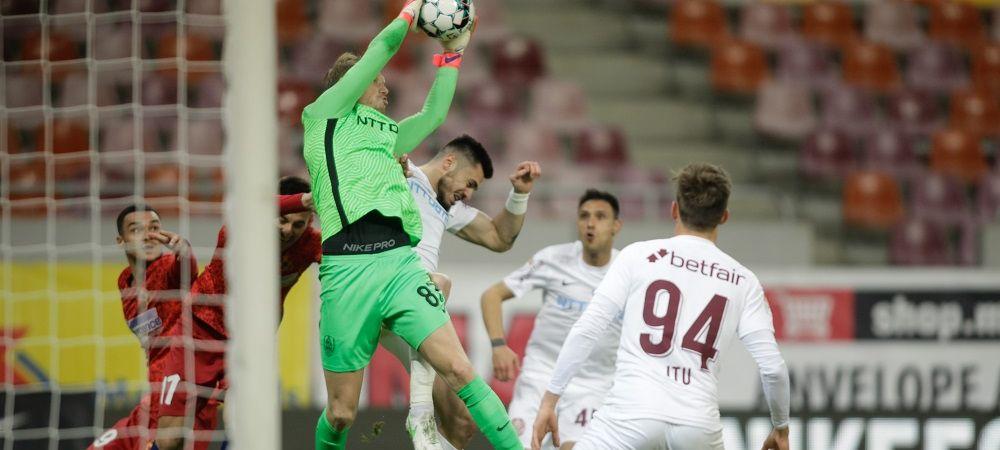 Schimbari importante in echipa CFR-ului pentru meciul din Supercupa Romaniei cu FCSB! Ce jucatori trimite Iordanescu pe teren