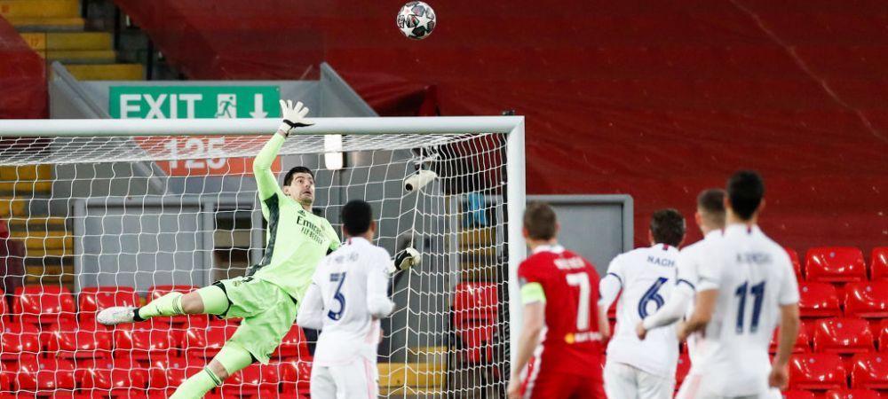 Courtois, zid perfect pentru Real pe Anfield! | Haaland, invizibil cu City! Liverpool si Dortmund, out din Champions League! Aici ai tot ce s-a intamplat
