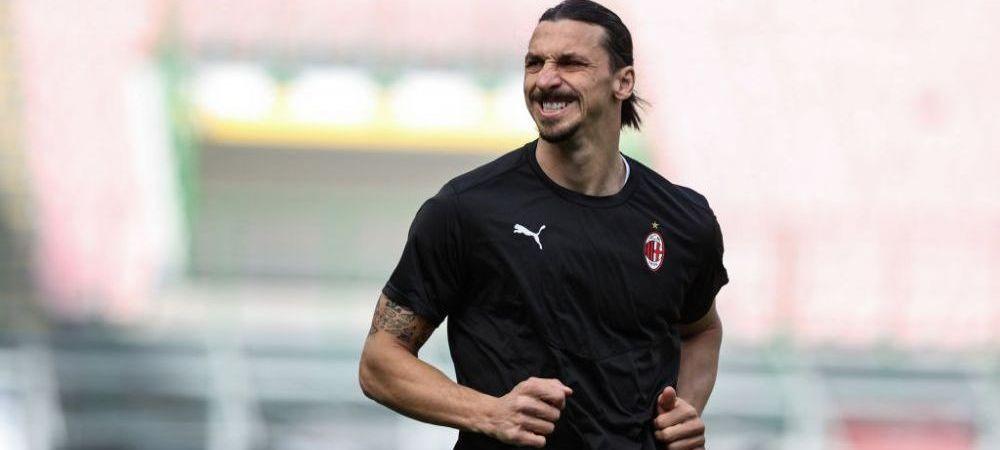 """Zlatan loveste din nou! :)) S-a pozat alaturi de doi """"colosi"""" din echipa si incearca sa-si """"intimideze"""" adversarii!""""AC Milan security"""""""