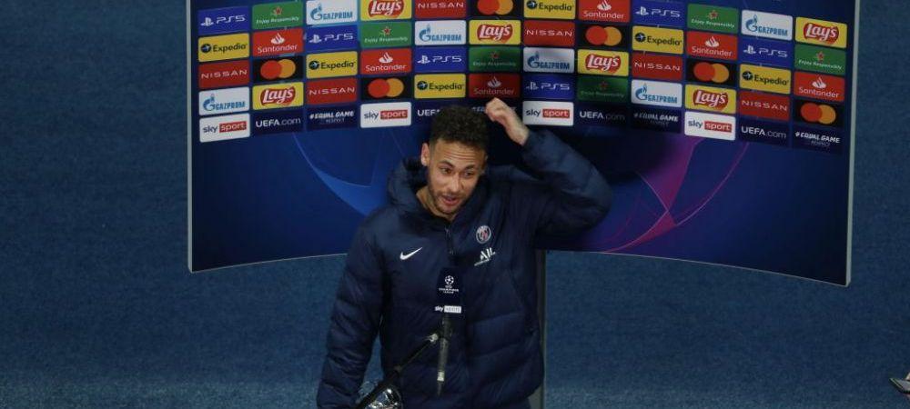 Neymar, implicat in scandalul momentului dupa declaratiile de la finalul meciului cu Bayern! Ce a putut sa spuna