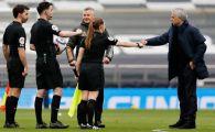 Moment incredibil! Tottenham - United a fost oprit de 100 de ori din cauza arbitrului de tusa! Motivul este unul halucinant