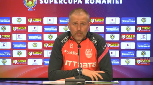 """""""Nu ma intereseaza ce spune si ce face!"""" Reactia lui Edi Iordanescu dupa atacul lui Gigi Becali! Ce spune de arbitrajul din SuperCupa"""
