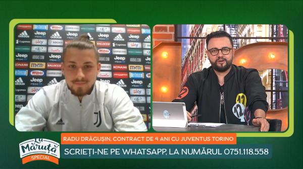 Prima reactie a lui Dragusin dupa ce si-a prelungit contractul cu Juventus! Dezvaluiri incredibile de la debutul in Champions League! Ce a spus cand a fost intrebat daca are iubita