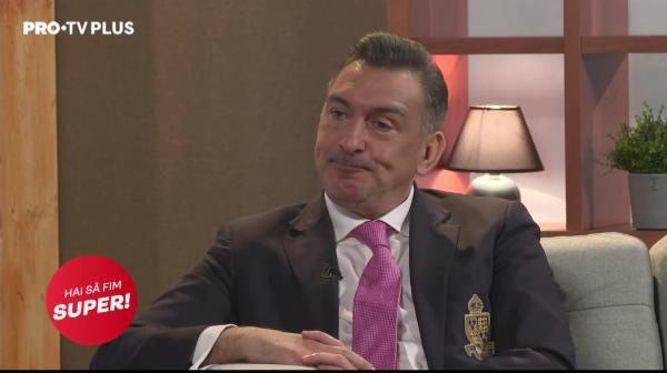 Ilie Dumitrescu, prima reactie dupa ce fiul lui a fost retinut pentru trafic de droguri. Ce a putut sa spuna